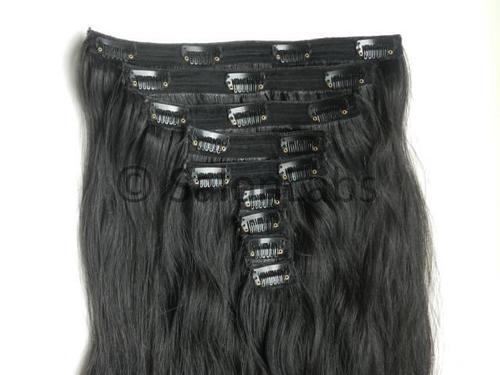 Natural Clip in Hair