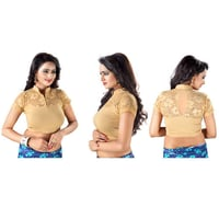 Ladies Ethnic Work Blouse
