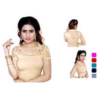 Ladies Designer Heavy Blouse