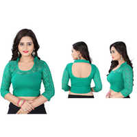 Ladies Full Sleeve Blouse