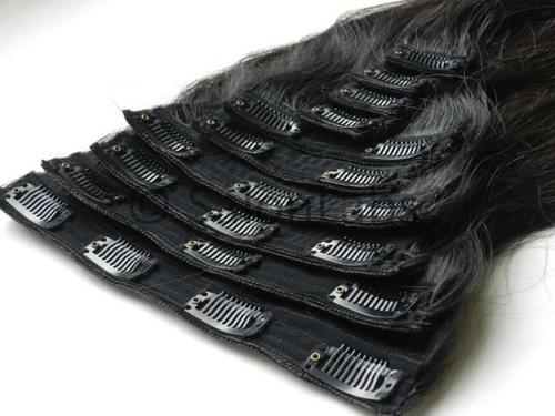 Pure Remy clip in extensions