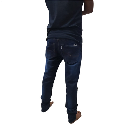 Mens Ankle Fit Jeans