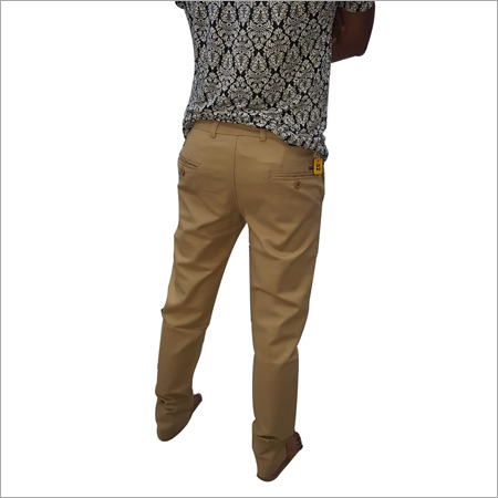 Mens Cotton Chinos Pants