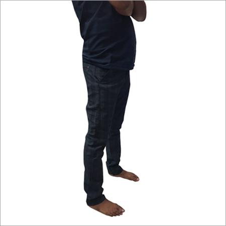 Mens Black Chinos Pants