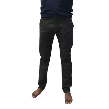 Mens Narrow Fit Chinos Pant