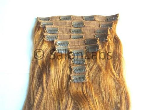 Easy to wear Clip-On Hair