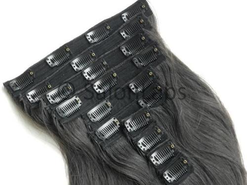 Remy Clip On Hair Extensions