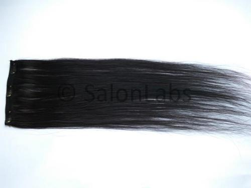 Silky Straight Clip On Hair Extensions