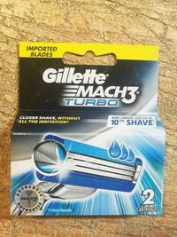 Gillette Mach3 TUrbo Crt 2