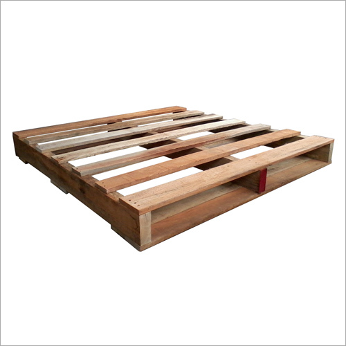 Wooden Two Way Pallet