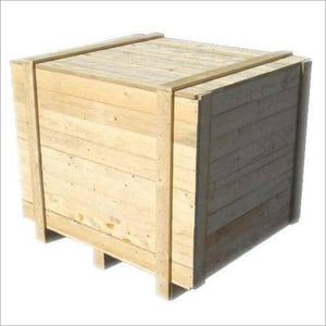 Acrylic Wooden Pallet Boxes