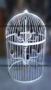 Cage Decorative Centerpiece