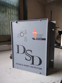 Double Metal Sheet Detector
