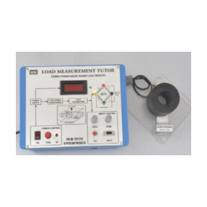 Load Measurement Tutor Using Load Cell