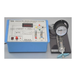 Pressure Measurement Tutor Using Pressure Transducer