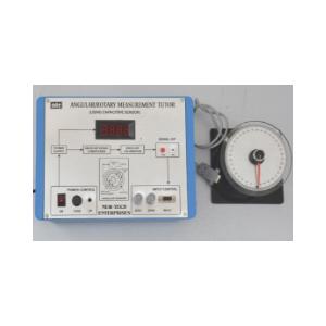 Angular Measurement Tutor Using Capacitive Transducer