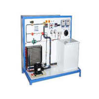 Water Chilling Plant Test Rig