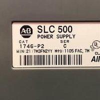 ALLEN BRADLEY SLC 500 1746-P2