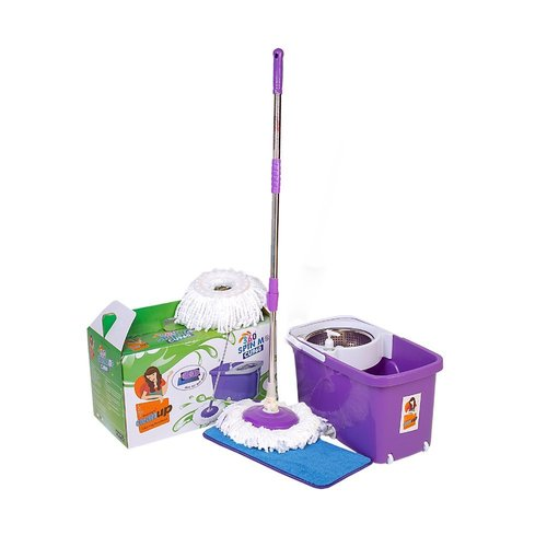 Spin Mop cleaner