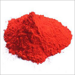 Signal Red Pigment
