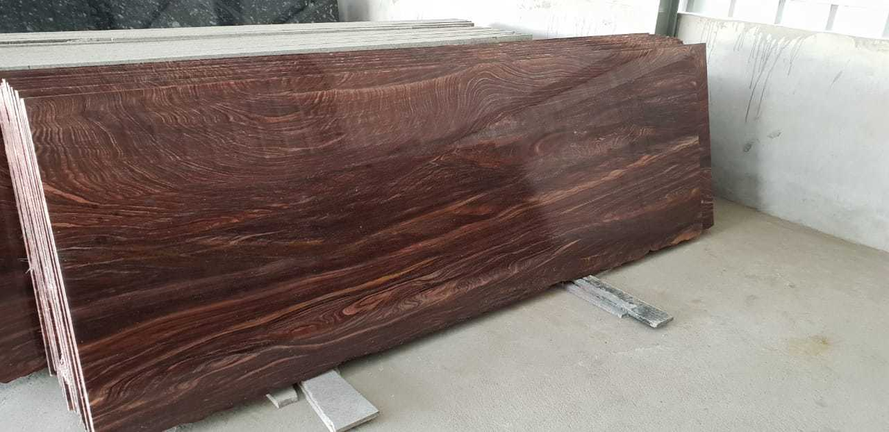 Brown Wood Sandstone