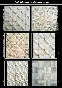 3D Mosaic Composite