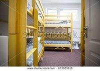 Wooden Hostel furniture