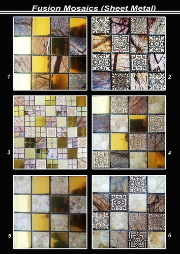 Fusion Mosaic Tiles
