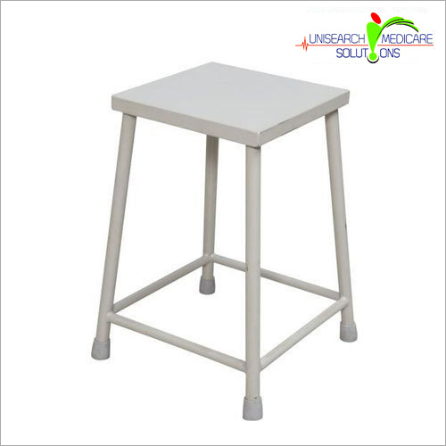 Stainless Steel  Visitor Stool