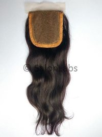 Human Closure Hair