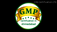 GMP Certification in Ahmedabad
