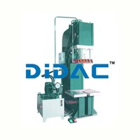 C Type Power Operated Hydraulic Press