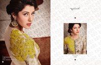 Embroidered Party Wear Suits
