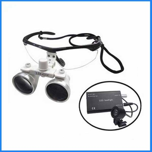 RADICAL GALILEAN SURGICAL AND DENTAL LOUPE - 3.5X MAGNIFICATION