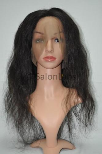 Natural Hair 360 Frontals