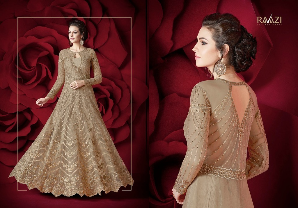 Anarkali Style Suits