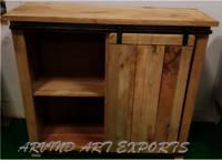 1 Drawer With 1 Slider Door Bar Unit