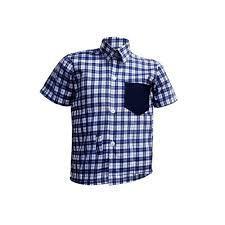 Half Sleeves School Shirts