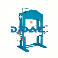 H Type Hand Operated Hydraulic Press