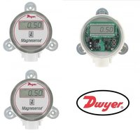 Dwyer MS 111 Magnesense Differential Pressure Transmitter