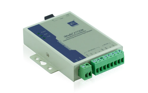 RS232/485/422 to Fiber Optic Converter
