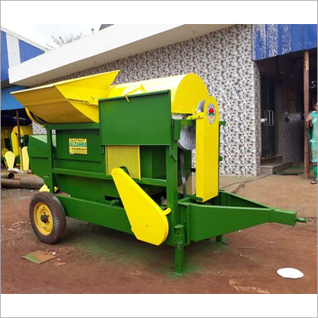 Groundnut Thresher Dry Crop Model