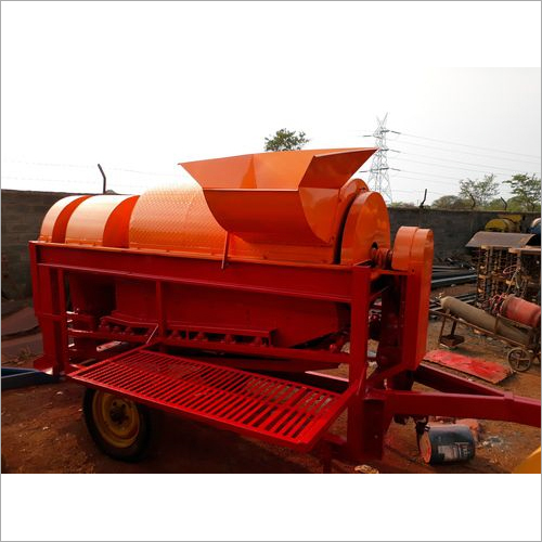 Groundnut Thresher Wet & Heavy Model