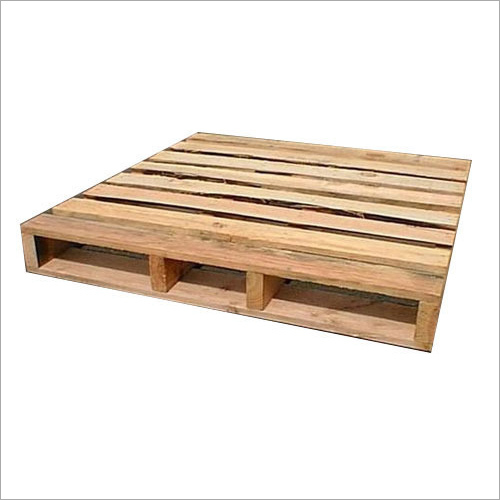 Three Way Wooden Pallet