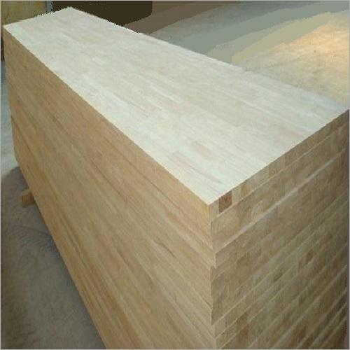 Rubber Wood Plank