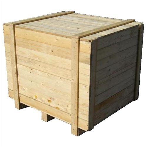 Wooden Transportation Box