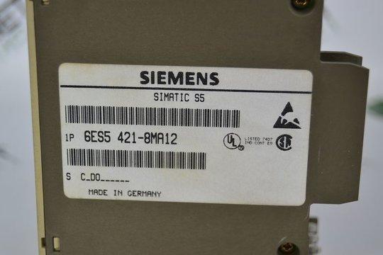 SIEMENS 6ES5 421-8MA12