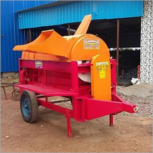 Multi Crop Thresher 3 Fan