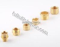 Brass Insert PPR Fittings