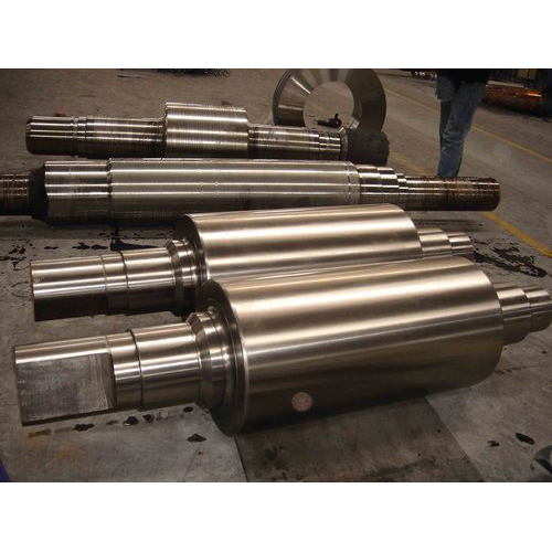Alloy Indefinite Chilled Cast Iron Rolls